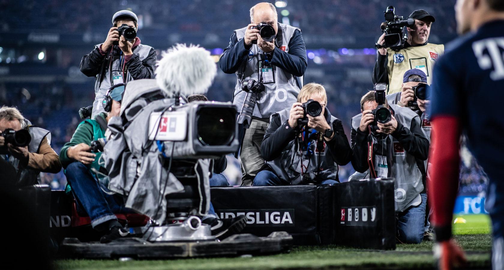FC Schalke 04 v FC Bayern Muenchen – Bundesliga