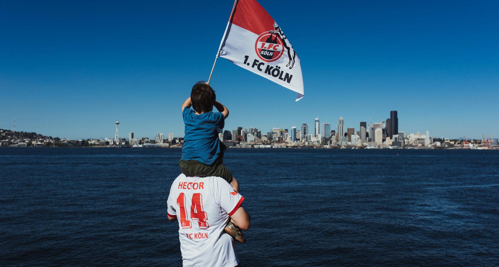 Fan Reportage Seattle USA 1. FC Kððln KOE