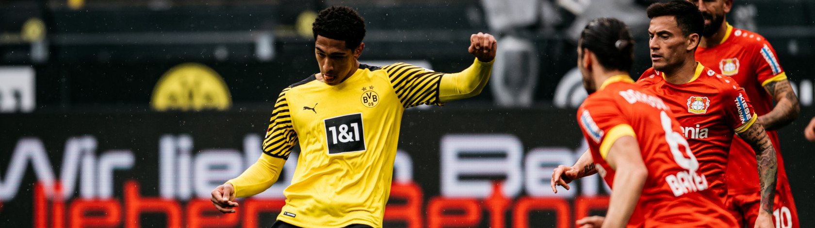 Borussia Dortmund v Bayer 04 Leverkusen – Bundesliga for DFL