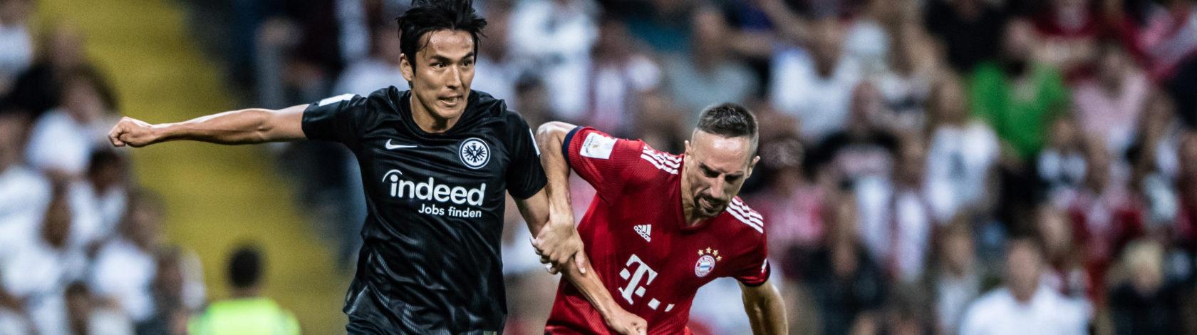 Eintracht Frankfurt v Bayern Muenchen – DFL Supercup 2018