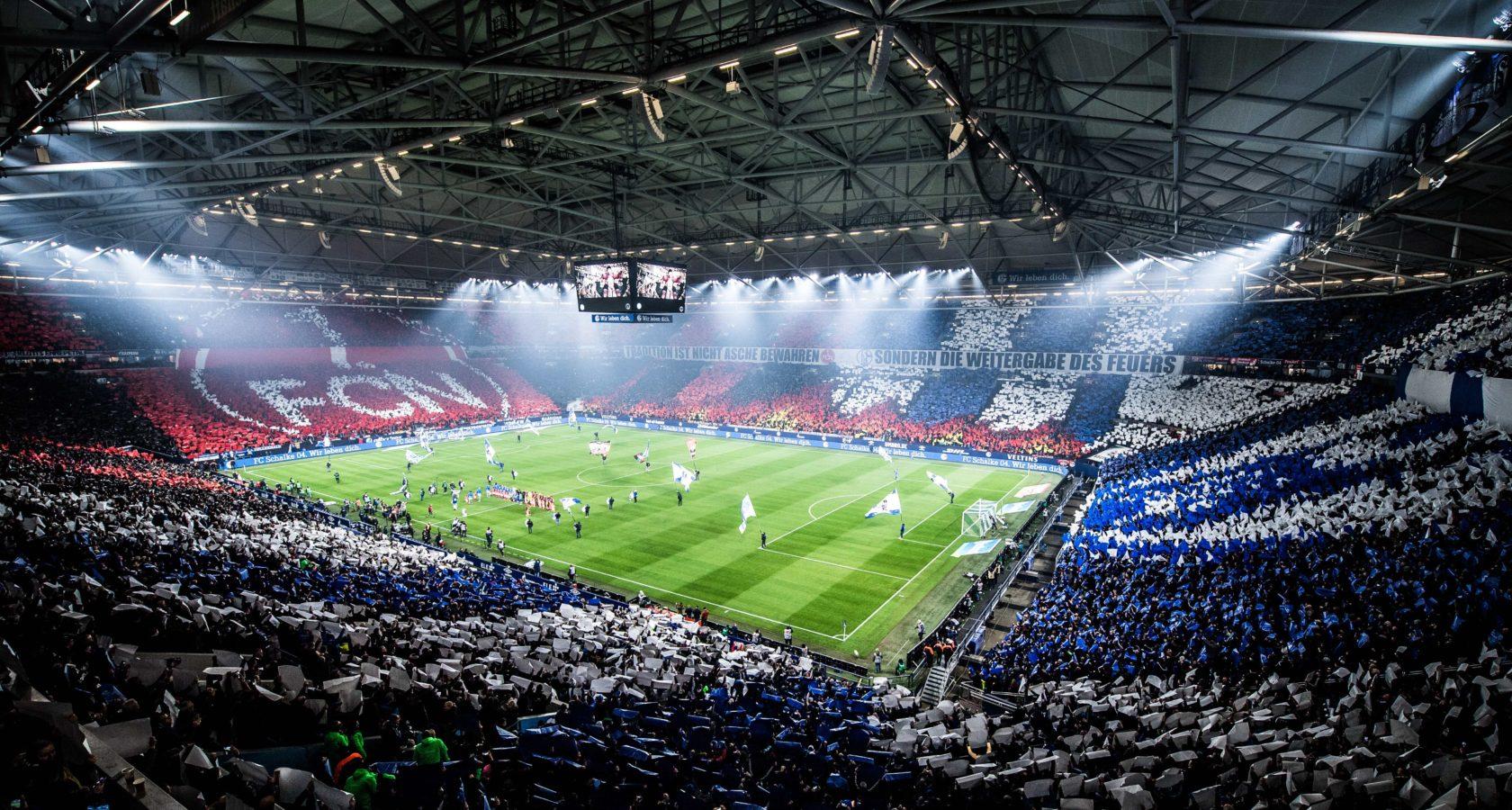 FC Schalke 04 v 1. FC Nuernberg – Bundesliga
