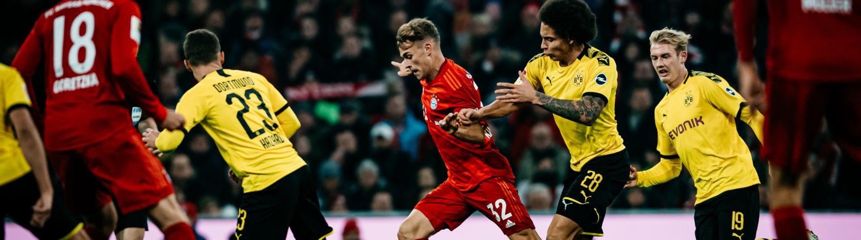 FC Bayern MŸnchen v Borussia Dortmund – Bundesliga for DFL