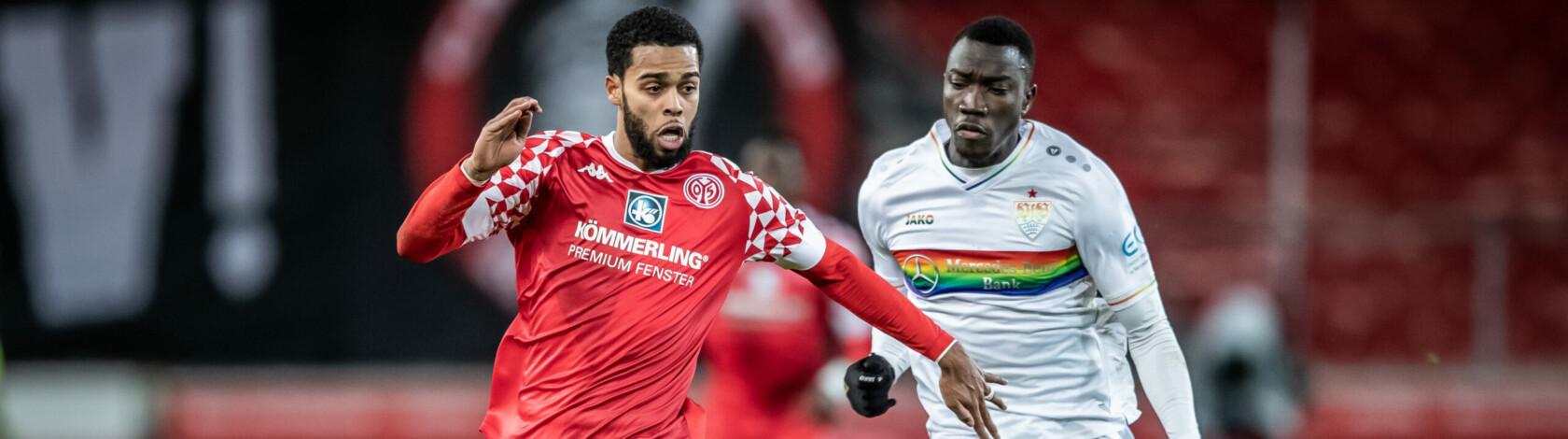 VfB Stuttgart v 1. FSV Mainz 05 – Bundesliga for DFL